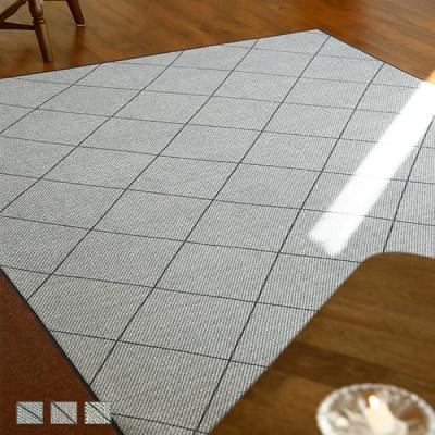 바이빔 미츠 셔닐 사각 러그 그랜드 200x350_(1550979)