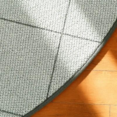 바이빔 미츠 셔닐 원형 러그 원200_(1550976)