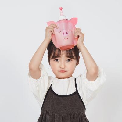 [실리만] 실리콘 돼지 물주머니 350ml WSK427