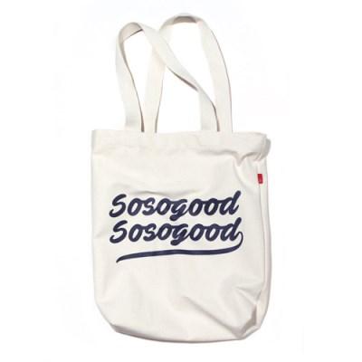 SSGSSG ECO BAG-IVORY