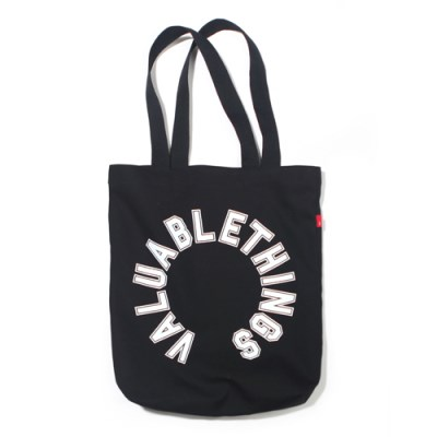 CIRCLE ECO BAG-BLACK