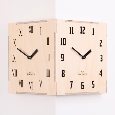 코너 양면시계 R&A