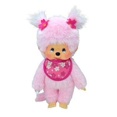 Monchhichi Cherry Blossom S Girl (European Edition)