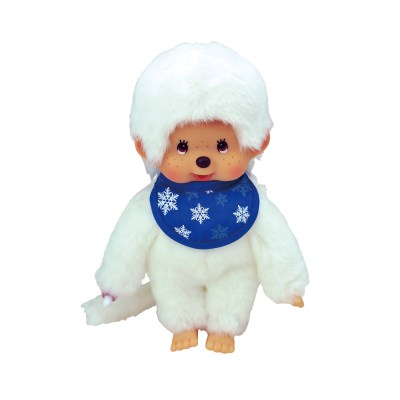 Monchhichi Snow White Boy (European Edition)