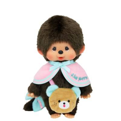 45th Anniverssary Happy Trip Monchhichi Boy M