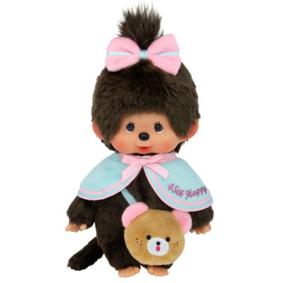 45th Anniverssary Happy Trip Monchhichi Girl M