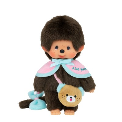 45th Anniverssary Happy Trip Monchhichi Boy S