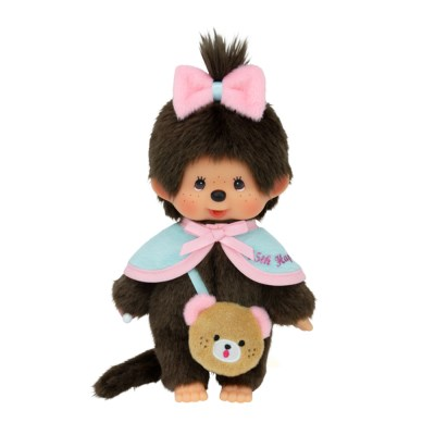 45th Anniverssary Happy Trip Monchhichi Girl S