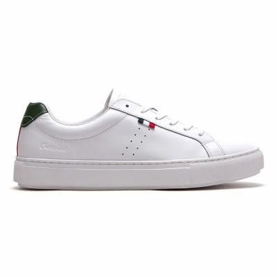 Classic Leather Sneakers_Romani