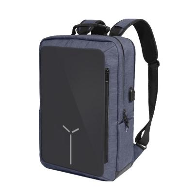 비지니스 스마트 백팩 RFID차단 USB충전 Editor Bag_(952563)
