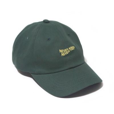 NANY CURVED CAP-GREEN