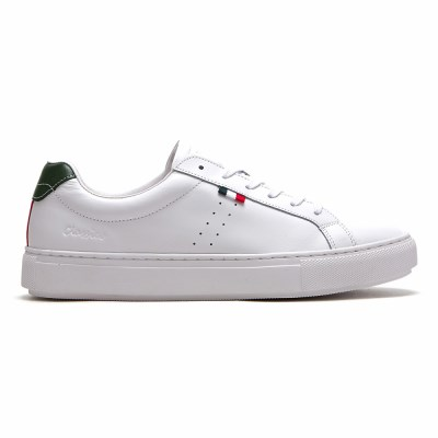 Classic Leather Sneakers_Romani
