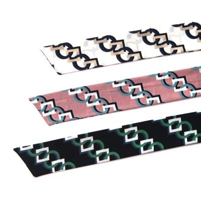 볼드 체인 쁘띠 트윌리 스카프 (3 colors)