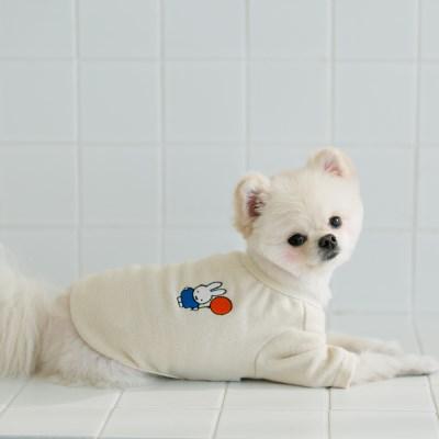 miffy & friends cardigan / Ivory