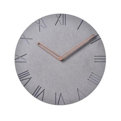 컬러보드벽시계 large280/로만그레이