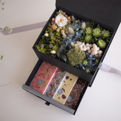 FOREST FLOWER BENTO BOX
