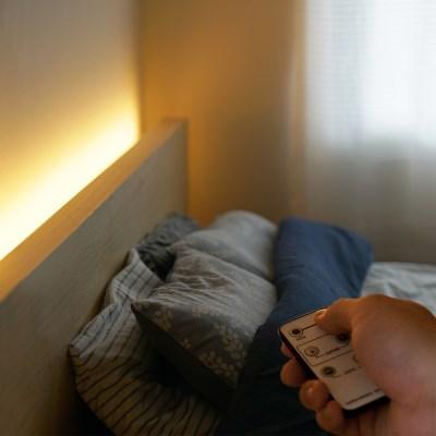 리모컨 침대조명 LED 무드등 5분설치 히든 [H2]