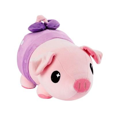 피그피기 말랑말랑 아기 돼지인형 25CM 퍼플_(1124583)