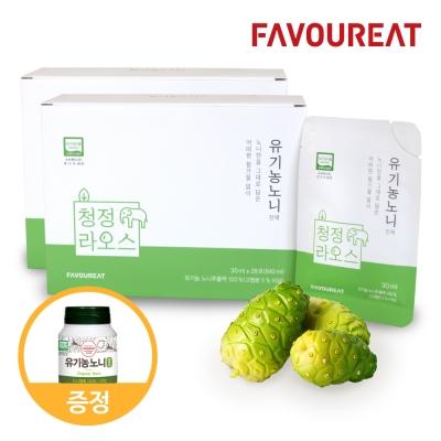페이볼릿 유기농 노니진액 2박스+노니분말 증정