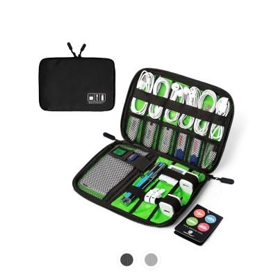 백스마트 ARCADIA 전자 액세서리 수납가방 파우치