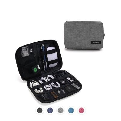 백스마트 POMONA 전자 액세서리 수납가방 파우치