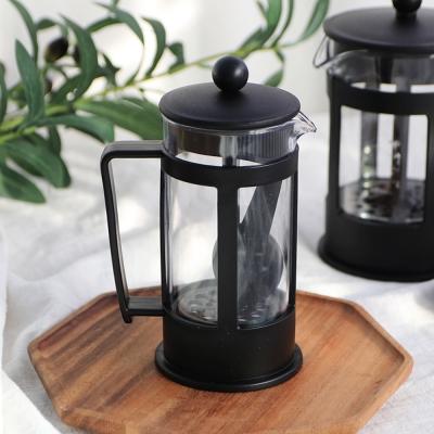 카페 코티 프렌치 프레스 커피메이커 우유거품기 2size