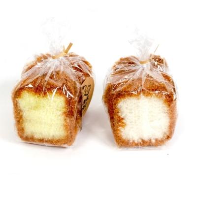 [핸드메이드 100% 선물꿀템] 갓구운 식빵수세미 2종 손뜨개