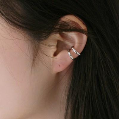 uneven earcuff (2colors)