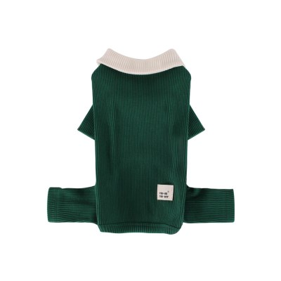 [A.삼각골지카리올인원]triangle golgi collar A_Green