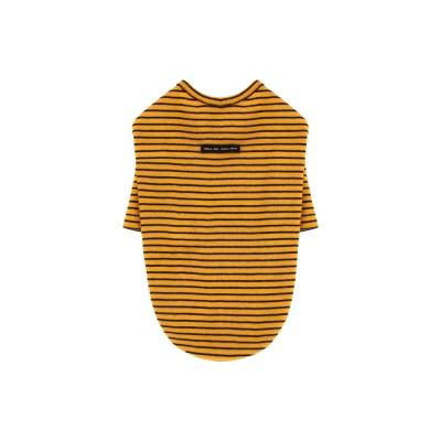 [T.롱레고티셔츠]long lego T_Yellow