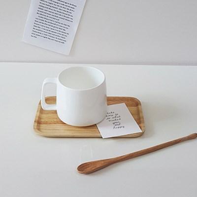 아카시아 미니 우드 접시 나무접시