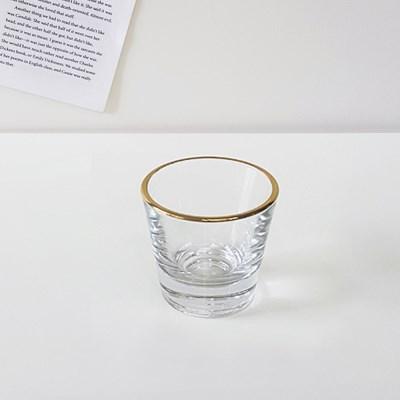 골드라인 소주잔,사케잔,양주잔