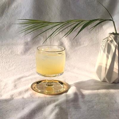 골드라인 이태리 고블렛잔,카페유리컵,와인잔