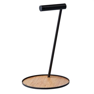 대나무 이어폰 스탠드 Bamboo Earphone Stand