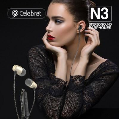 셀레브레이트 N3 마그네틱 이어폰