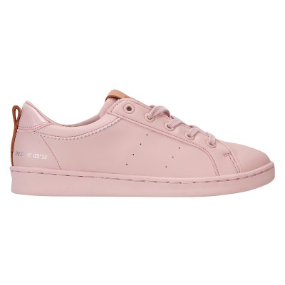 [PIER4]Pure Lace up sneakers_Pink