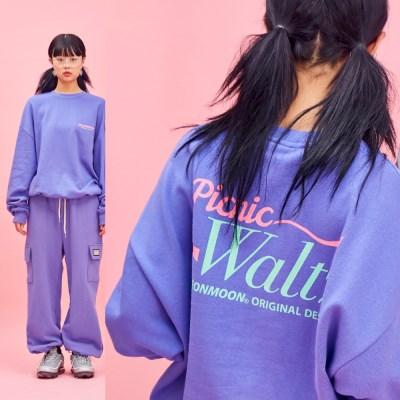 19SP SWEAT SHIRT Purple