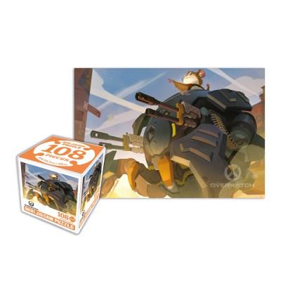 오버워치 직소퍼즐 108피스 1 레킹볼