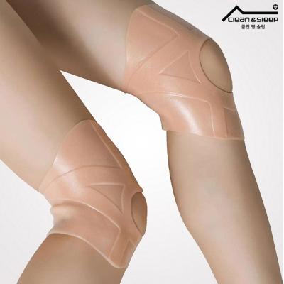 클린앤슬립 실리콘 무릎보호대 2개세트