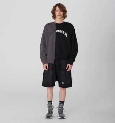 [디바이디그낙] 2 Out Pocket Shorts BK