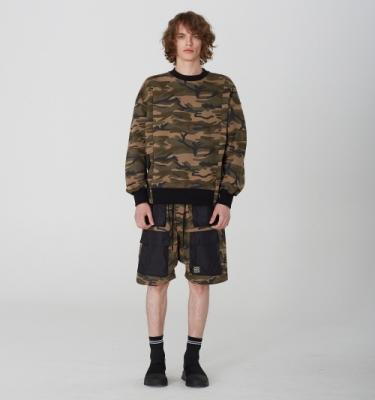 [디바이디그낙] 2 Out Pocket Shorts CM