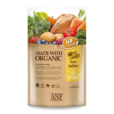 ANF 유기농 6FreePlus 오리&연어/강아지사료