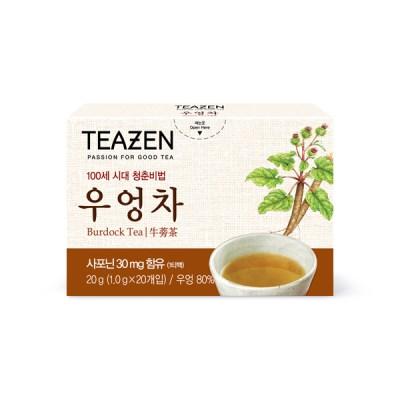 [티젠] 우엉차 20티백