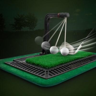 위너스피릿 리얼스윙300 골프 스윙 연습기(WSI-300)