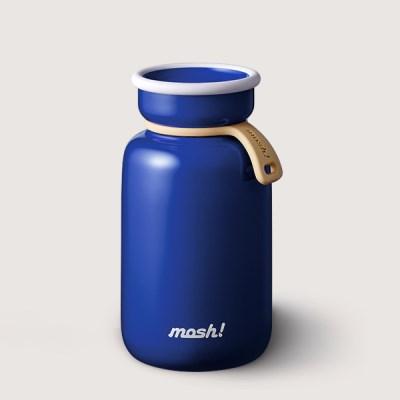[MOSH] 모슈 보온보냉 라떼 텀블러 330 블루