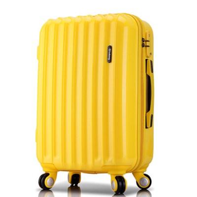[스크래치] 토부그 TBG226 옐로우 24형 수하물용 캐리어 여행가방