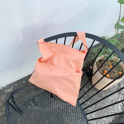 멜리 에코백 Melly bag - Coral