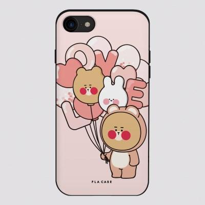 (카드) 분홍풍선 퉁베