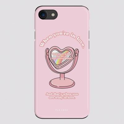 (터프) 핑크 거울