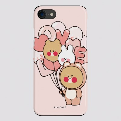 (터프) 분홍풍선 퉁베